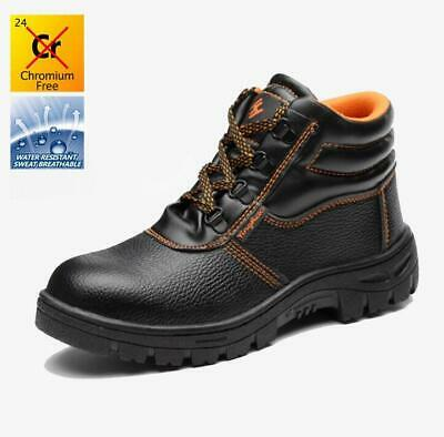 7d3ae81f0fe KINGS BY OLIVER Mens Work Safety Boots Shoes Steel Toe Anti Static ...