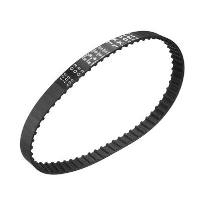 NEW 10mm wide synchronous wheel XL Transmission belt rubber toothed belt
