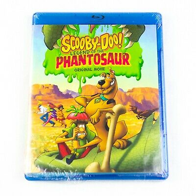 Scooby Doo: Legend of the Phantosaur [New Blu-ray] With DVD, Full Frame, Dolby