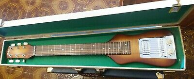 Vintage 1060's Hofner 111 Lap Steel Electric Guitar + Case, John Lenon