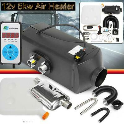 Standheizungen 5KW 5000W 12V Air diesel Fuel Heater For Car Truck Motor-home NE