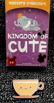 Disney Parks Kingdom Of Cute Mystery Collection Mad Tea Party TeaCup Pin