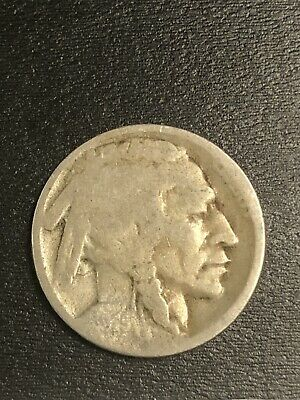 7 Coin Lot Buffalo Nickel - Key Date - Low Mintage 5 Cents U.s. Coin (1913-1938)