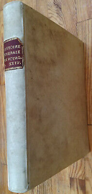 Prevost Voyages Iceland Russia Siberia 32 Maps Plates - 1779
