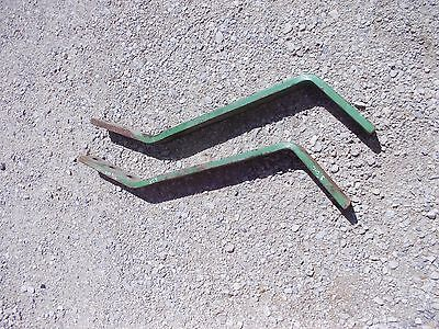 John Deere JD tractor implement step brace bracket brackets