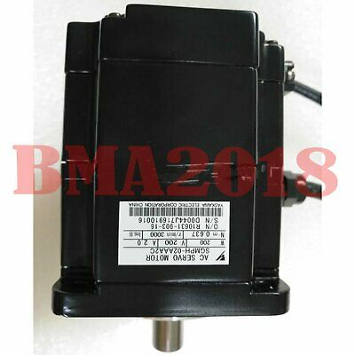 Yaskawa Used Servo Motors SGMPH-02AAA2C Tested fully SGMPH02AAA2C Fast delivery