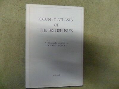 County Atlases of the British Isles Published After 1703