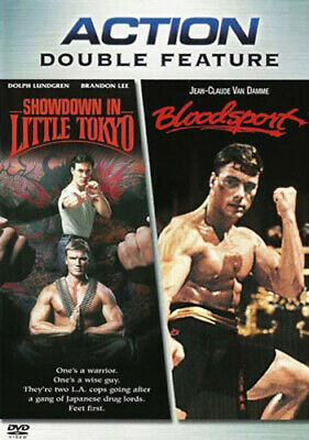 Showdown in Little Tokyo / Bloodsport (1988) DVD NEW