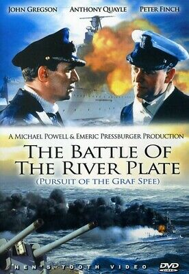 The Battle of the River Plate DVD NEW