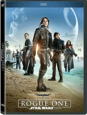 Rogue One: A Star Wars Story DVD NEW