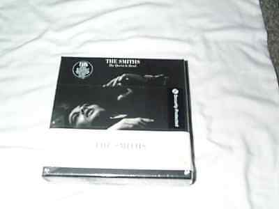 The Smiths The Queen Is Dead 3 x CD + DVD Deluxe Box Set *NEW* Morrissey