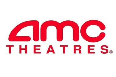 $100.00  in AMC Gift Certificates! (20+35+20+25) Quick Shipper!