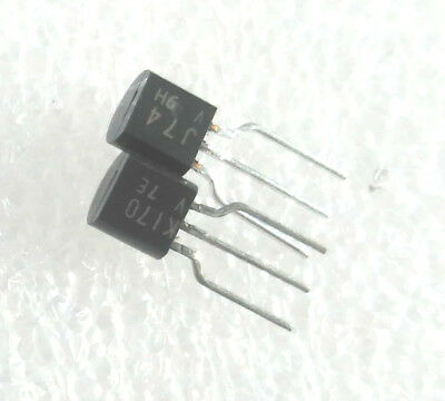 8 matched FETs -- 10mA range Toshiba 2SK170 LAB MATCHED OCTET to 0.03mA 4mV