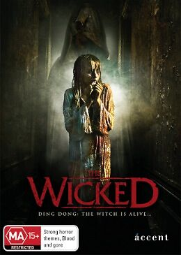 Wicked The (DVD, 2013) // Ex-Rental // No Cover // Disc & Case only