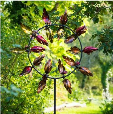Jonart Designs- CHATSWORTH CASACADE WIND SCULPTURE WINDSPINNER Sp550