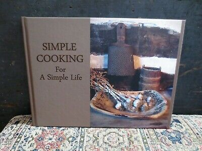 """Primitive Cook Book """"SIMPLE COOKING"""" 