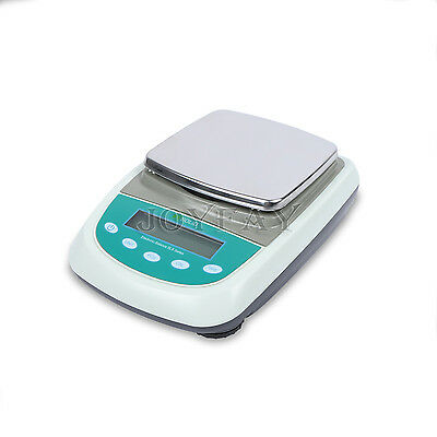 5 kg x 0.01g 10 mg Lab Digital Balance Scale LCD Battery Precision Weight