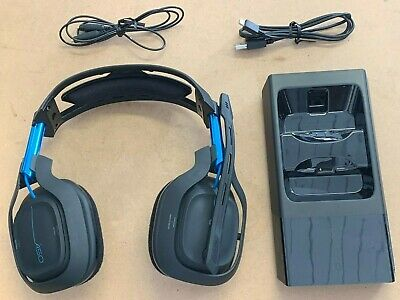 ASTRO Gaming A50 Wireless Dolby Gaming Headset  Black/Blue PlayStation 4 + PC #1