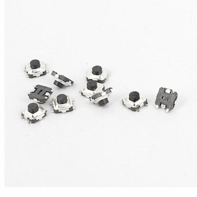 10pcs SMD SMT Panel PCB Momentary Tactile Tact Pushbutton Switch 3x3x2mm
