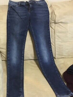 MARKS and SPENCER ANGEL JEANS, waist 71cm (28'') and leg LONG