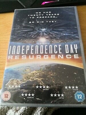 Independence Day: Resurgence DVD NEW