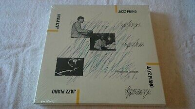 VA Jazz Piano: A Smithsonian Collection Smithsonian Collection OOP 4 CD Sealed