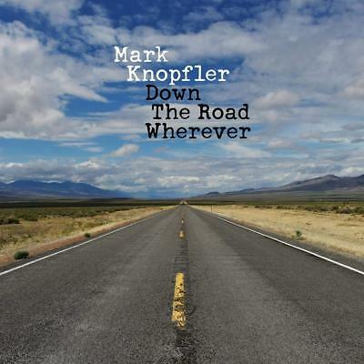CD Mark Knopfler Down The Road Wherever 2018 Deluxe 3 EXTRA Songs FREE Shipping