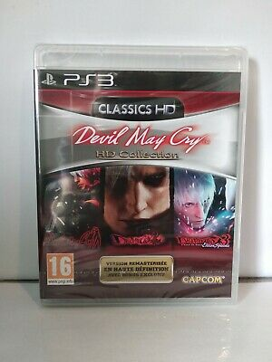 Devil May Cry HD Edition - PS3 - PAL français - Neuf / New & sealed