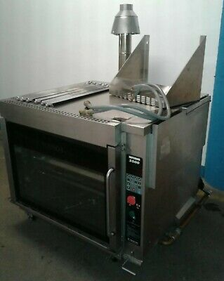HARDT Inferno 3500 Natural Gas Rotisserie Oven
