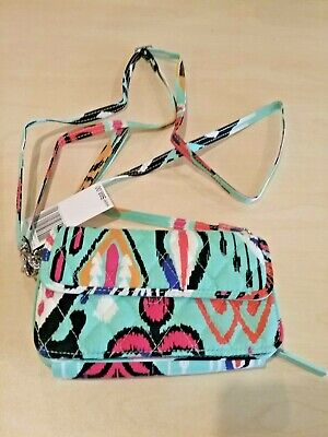 sneakers for cheap 368ab 122ef VERA BRADLEY, ALL IN ONE CROSSBODY, for iPhone 6, Pattern PUEBLO