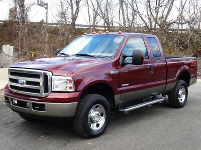 2006 Ford F-250 XLT FX4 OFF-ROAD EXT CAB PICKUP TRUCK TURBO DIESEL 4WD 4X4 REMOTE START SPRAY-ON BED LINER TOW PACK FRONT DIFFERENTIAL LOCK F250