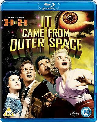 It Came from Outer Space (3D + 2D Blu-ray, 2 Discs, 1953, Region Free) *NEW*