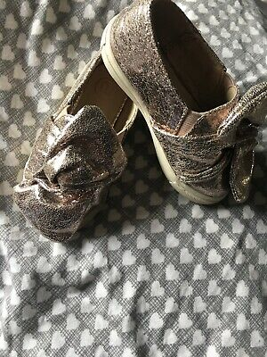 River Island Baby Girls Shoes Size 3