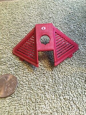 GI Joe Vehicle Cobra HYDRO SLED Front Guard Shield 1986 Original Part