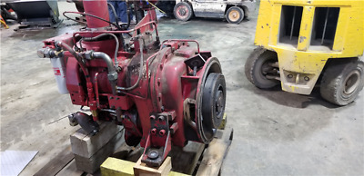 Used - Ingersoll-Rand HR2 825 cfm / 350 psi Air End