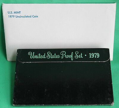 1979 Proof and Uncirculated Annual US Mint Coin Sets PDS 18 Coins