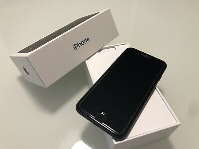 APPLE IPHONE 7 black 32gb perfetto