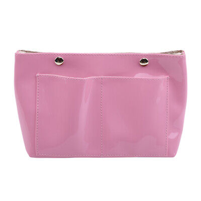 Travel Portable Cosmetic Bag Professional Candy Color Makeup Storage Bags G