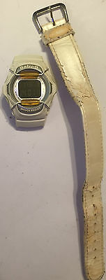 Casio Retro Classic Baby-G Baby Watch Bg-130L Light Animation New Battery