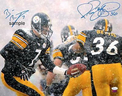 TROY POLAMALU REPRINT AUTOGRAPHED 8X10 SIGNED PHOTO PITTSBURGH STEELERS USC RP