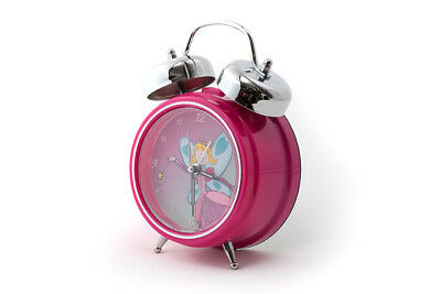 Personalised Alarm Clock Pink Fairy Wake Up Song with LUCY Name