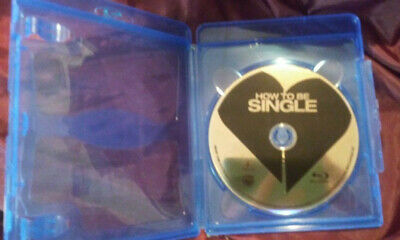 📀 How to Be Single (Blu-ray Disc, 2016) Buy 2 Get 1 FREE Blu Ray & DVDS! 📀