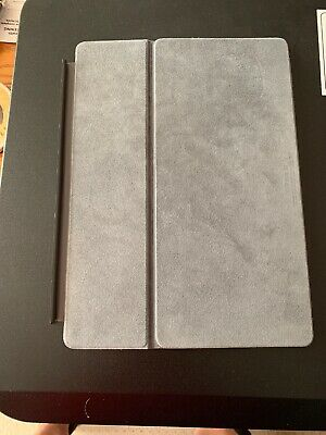 Authentic Apple Smart Keyboard & Folio Case for 12.9 inch iPad Pro MJYR2LL/A.