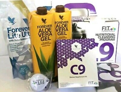 1 x Clean 9 - Forever Living C9  CHOCOLATE aloe cleanse