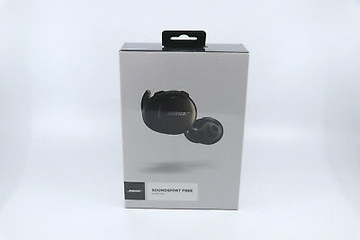 Bose SoundSport Free - Wireless Headphones - Black