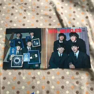 Beatles ‎– With The Beatles LP JAPAN PRESS