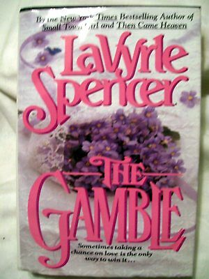 The Gamble by LaVyrle Spencer (1984, Hardcover)