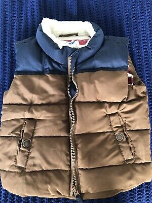 Pumpkin patch Boys Puffer Vest