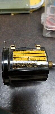 1 Beckman Helipot SA4503 2K  10-Turn Precision Potentiometer