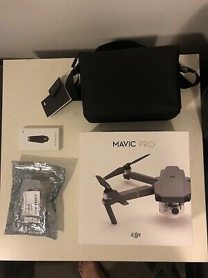 DJI Mavic Pro With 2 Year Warranty And Fly More Kit & Accessories